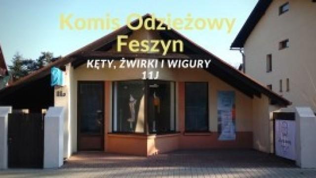 Nowy komis odzieżowy na ul. Żwirki i Wigury w Kętach [OGŁOSZENIE PŁATNE]