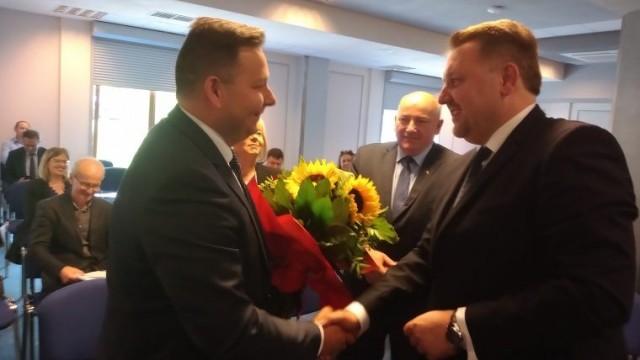 """Nowy prezes Stowarzyszenia """"Region Beskidy"""". W zarządzie starosta oświęcimski"""