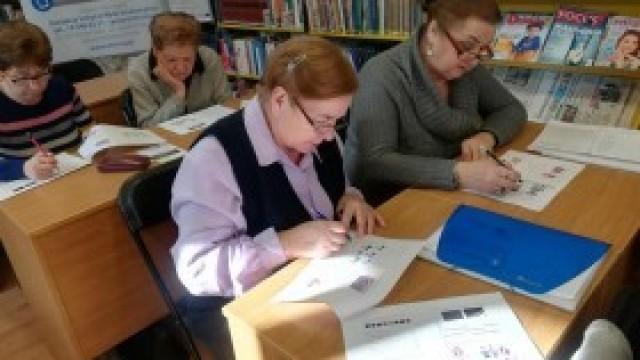 Nowy projekt dla seniorów w bibliotece