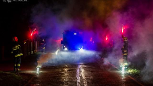 Nowy samochód ratowniczo-gaśniczy dla OSP Dwory Drugie – ZDJĘCIA!