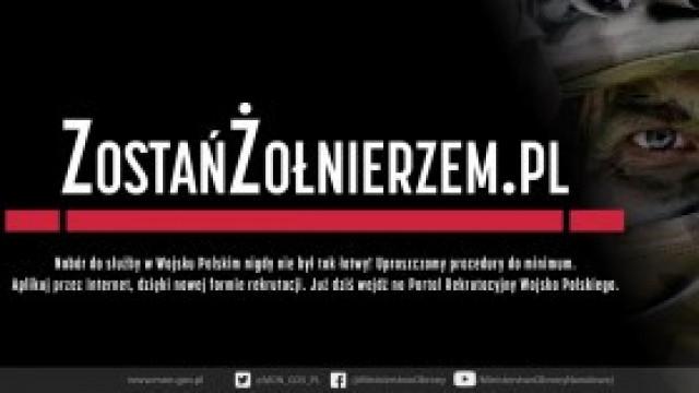 Nowy system rekrutacji do Wojska Polskiego