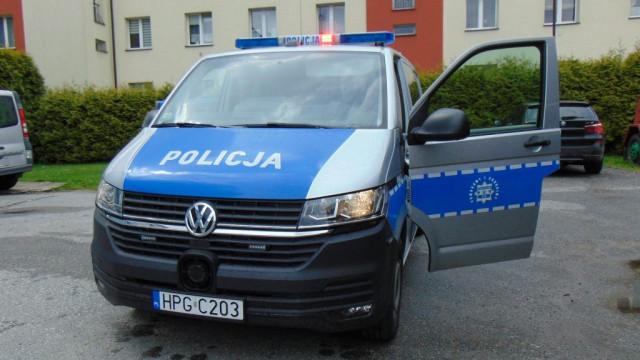 Nowy volkswagen T6 trafił do oświęcimskich policjantów - InfoBrzeszcze.pl
