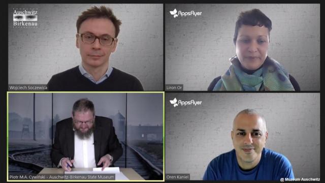 Nowy wirtualny dostęp do miejsca pamięci Auschwitz-Birkenau
