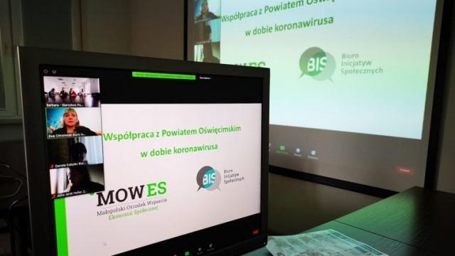 O współpracy NGO z Powiatem w czasie pandemii. Cenne uwagi i wymiana doświadczeń