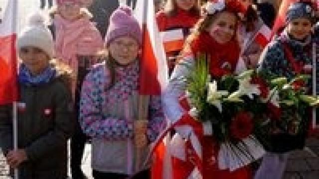 Obchody Święta Niepodległości w Oświęcimiu