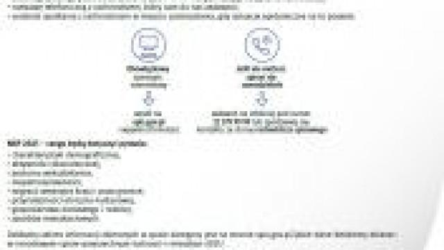 Od 01 kwietnia 2021r. - NARODOWY SPIS POWSZECHNY LUDNOŚCI I MIESZKAŃ NSP 2021 - Informacje