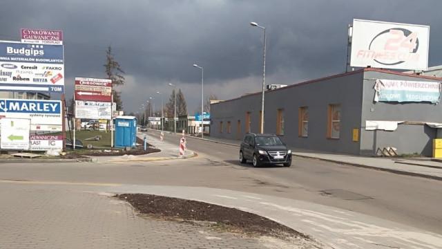 Od jutra ulica Kolbego częściowo zamknięta