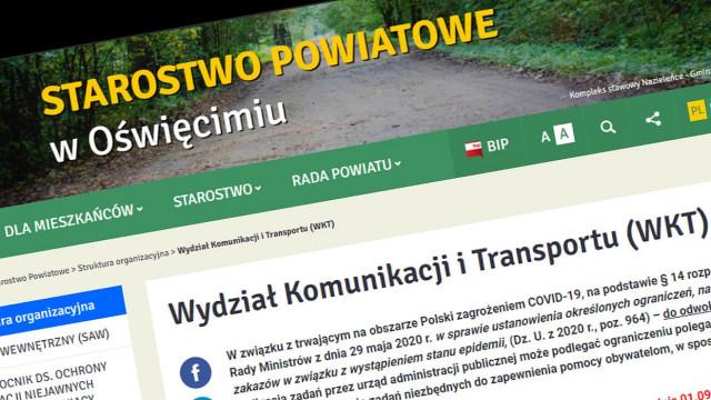 Od marca rusza internetowy system rezerwacji wizyt w Wydziale Komunikacji - InfoBrzeszcze.pl