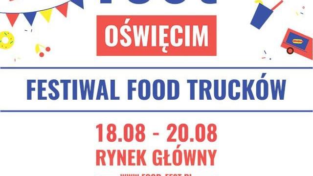Od piątku do niedzieli kulinarna uczta spod szyldu Food Fest znów zawita na oświęcimski Rynek
