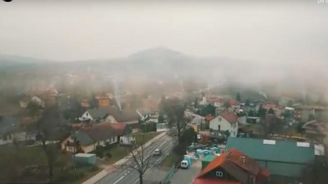 Od rana fatalna jakość powietrza