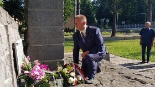 Oddali hołd w Dniu Walki i Męczeństwa Wsi Polskiej
