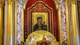 Odnowiony wizerunek Matki Bożej Pocieszenia powrócił do Kęt
