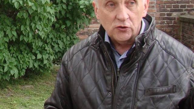 Odznaczenie dla historyka PMAB Adama Cyry za propagowanie postaci rotmistrza Witolda Pileckiego