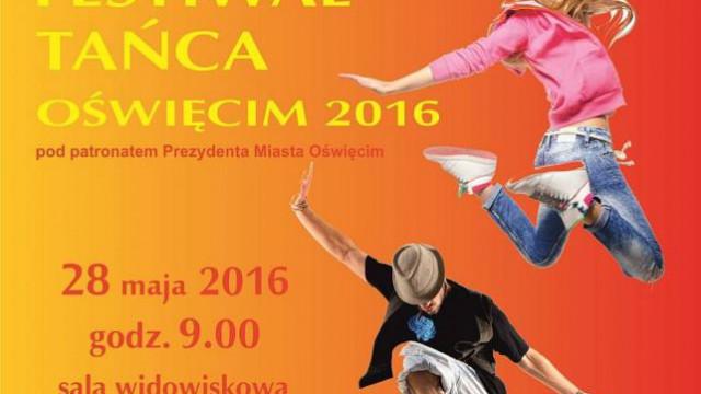 Ogólnopolskie taneczne prezentacje w Oświęcimskim Centrum Kultury