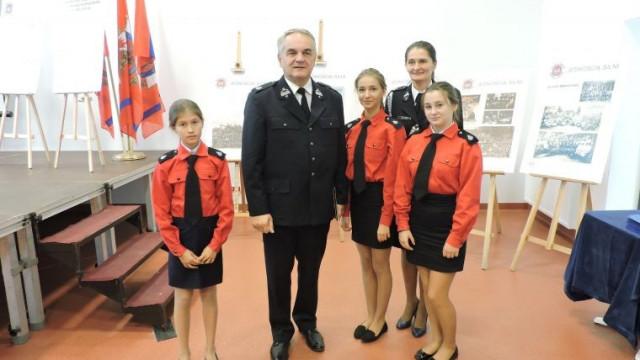Ogólnopolskie wyróżnienia dla OSP Powiatu Oświęcimskiego