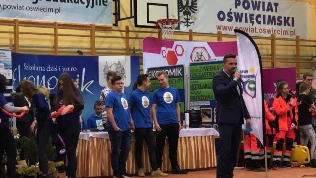 Około 2 tysiące uczniów odwiedziło Powiatowe Targi Edukacyjne