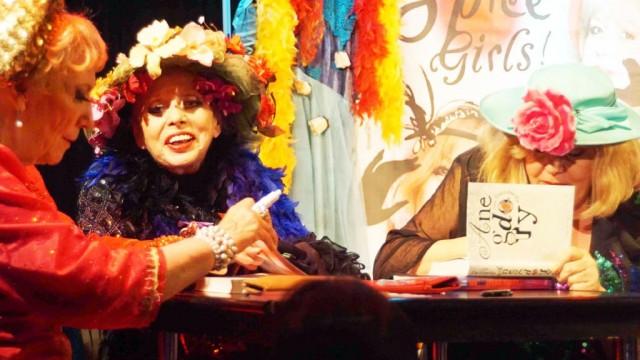 Old Spice Girls czyli Babski Kabaret