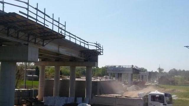 Opóźnienie na budowie północno-wschodniej obwodnicy Oświęcimia