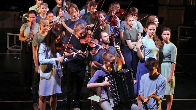 Orkiestra dziewcząt – spektakl wspomnień kobiet z orkiestry obozowej z KL Auschwitz