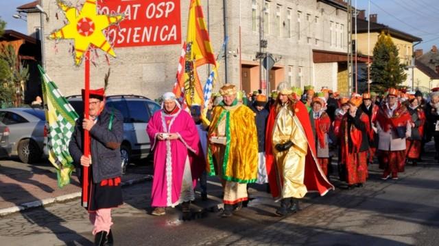 Orszak Trzech Króli we Włosienicy – FOTO