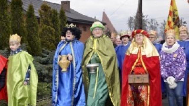Orszaki Trzech Króli po raz czwarty w gminie Kęty