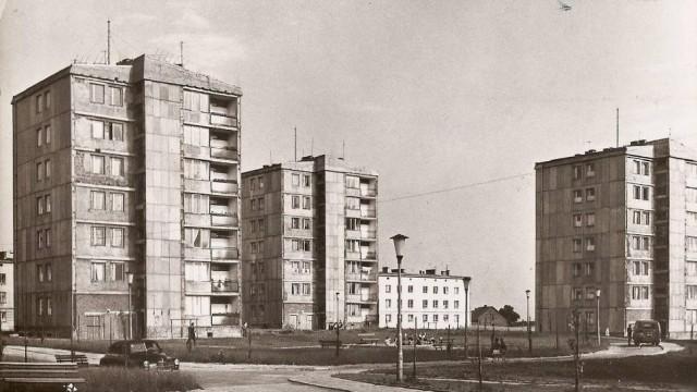 Osiedle Chemików w Oświęcimiu ma już 75 lat