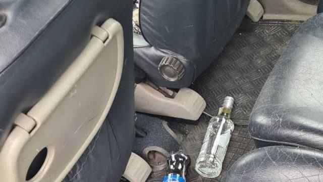 OSIEK. Obywatelskie zatrzymanie pijanego kierowcy, miał 3,2 promila alkoholu