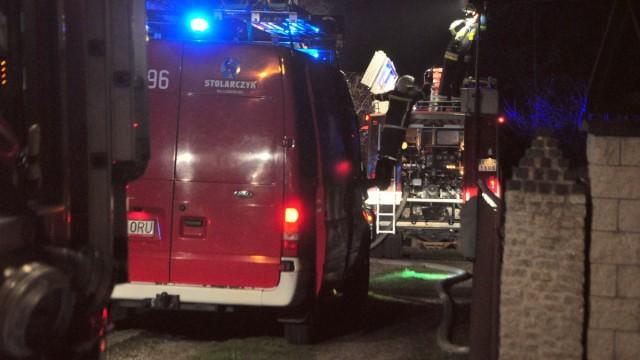 OSIEK. Strażacy gasili pożar kotłowni. Uratowali mienie wartości 250 tys. złotych