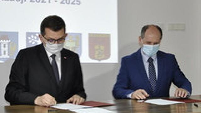 OSPR – umowy na tegoroczne inwestycje