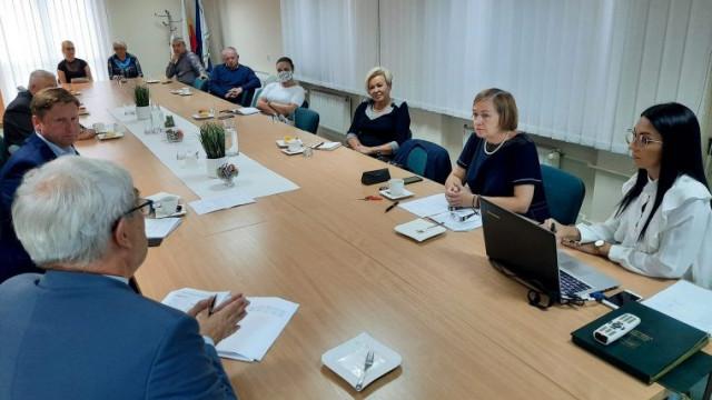Ostatnie (w tej kadencji) posiedzenie Powiatowej Rady Rynku Pracy