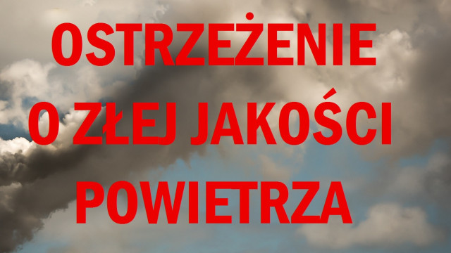 Ostrzeżenie dla powiatu oświecimskiego - InfoBrzeszcze.pl
