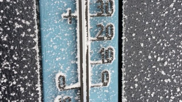 Ostrzeżenie IMGW - opady śniegu i marznącego deszczu, oblodzenie
