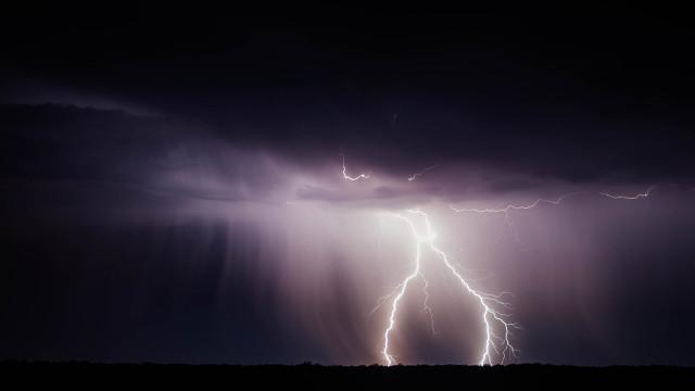 Ostrzeżenie meteorologiczne - burza