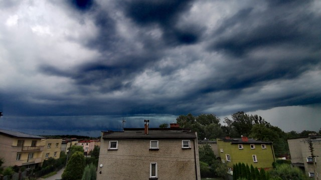 Ostrzeżenie przed upałem oraz wieczornymi burzami