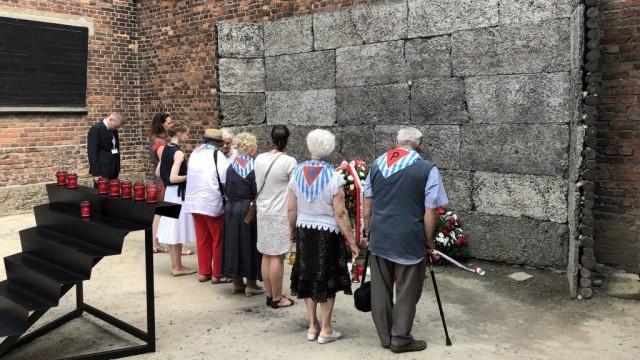 OŚWIĘCIM. 14 czerwca – Narodowy Dzień Pamięci Ofiar Niemieckich Nazistowskich Obozów Koncentracyjnych i Obozów Zagłady