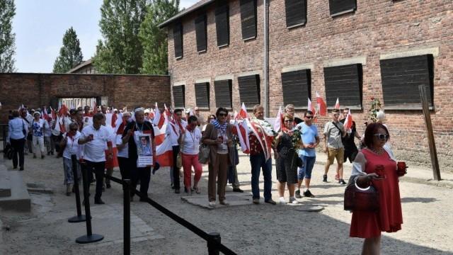 Oświęcim. 14 czerwca - Narodowy Dzień Pamięci Ofiar Niemieckich Nazistowskich Obozów Koncentracyjnych i Obozów Zagłady
