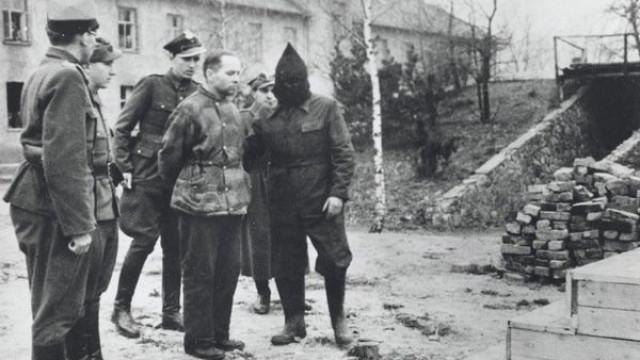 OŚWIĘCIM. 16 kwietnia 1947 dokonano egzekucji Rudolfa Hössa