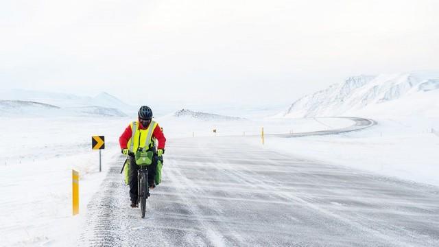 """OŚWIĘCIM. 40 dni na Islandii """"Pod wiatr"""""""