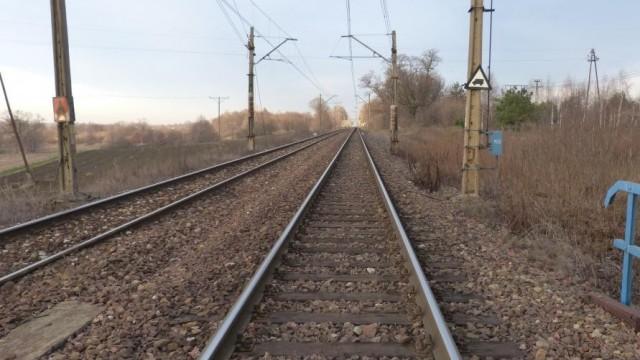 OŚWIĘCIM. 40-latek chciał się rzucić pod pociąg