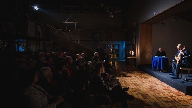 OŚWIĘCIM. 74. Krakowski Salon Poezji z Ryszardem Krynickim
