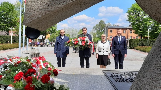 Oświęcim. 74. rocznica zakończenia II wojny światowej