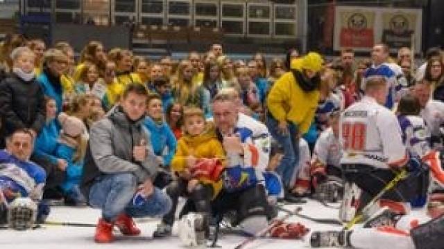 Oświęcim. 9 listopada hokejowy mecz z charytatywnym przesłaniem