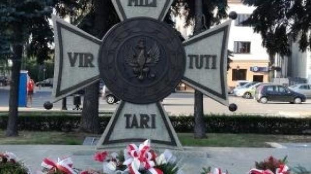 Oświęcim. 9. rocznica katastrofy lotniczej pod Smoleńskiem