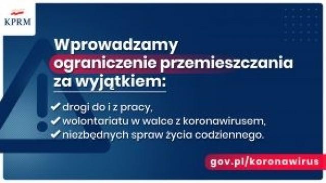 Oświęcim. Aktualna sytuacja w mieście w związku z epidemią koronawirusa