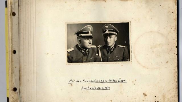 OŚWIĘCIM. Album fotograficzny z Auschwitz