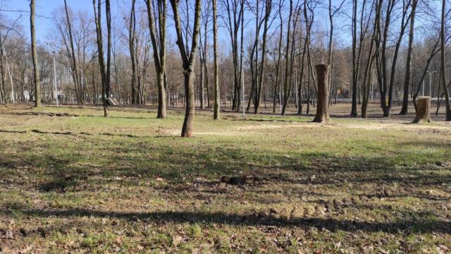 Oświęcim. Atrakcyjny park otworzy się w połowie roku