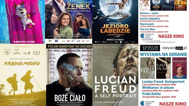 """OŚWIĘCIM. Boże Ciało, Zenek i inne filmy w kinie """"Nasze Kino"""""""