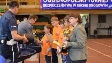 Oświęcim. Brzeszcze. Powiatowe eliminacje do Ogólnopolskiego Turnieju Bezpieczeństwa w Ruchu Drogowym 2016