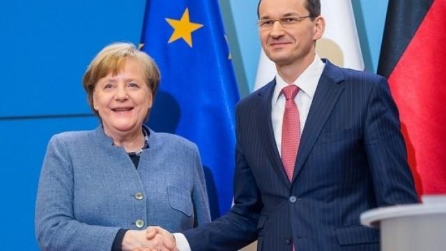 OŚWIĘCIM-BRZEZINKA. Angela Merkel i Mateusz Morawiecki 6 grudnia odwiedzą Auschwitz