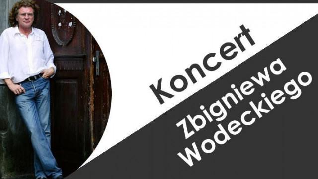 """Oświęcim - """"Chałupy welcome to..."""", czyli koncert Zbyszka Wodeckiego w OCK'u"""